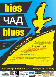 Bies Czad Blues 2012 – zwiastun