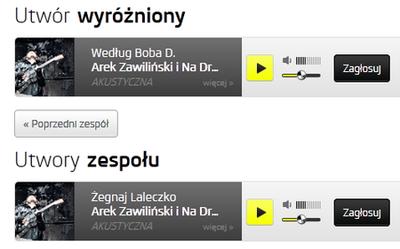 Skoda Auto Muzyka – Arek Zawiliński i Na Drodze