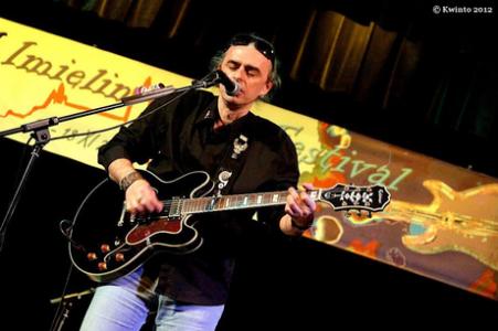 Kulisz na Imielin Blues Festival – foto i wideo