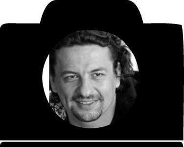 """Mariusz Skiba, którego gościliśmy na zeszłorocznym Bies Czad Bluesie (dziękujemy za zdjęcia zespołu Jamming Cherry), zaprasza na wernisaż """"ON, ... - mariusz_skiba_foto"""