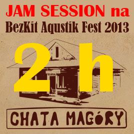 Wideo z jam session na BesKit Aqustik Fest 2013