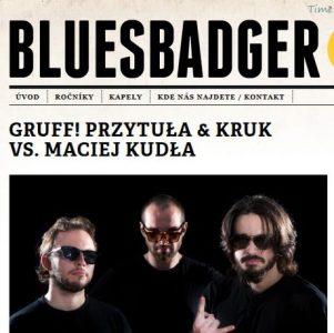 GRUFF na Bluesbadger Festival