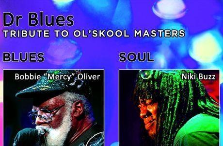 Dr Blues – Tribute To Ol'Skool Masters do pobrania za free