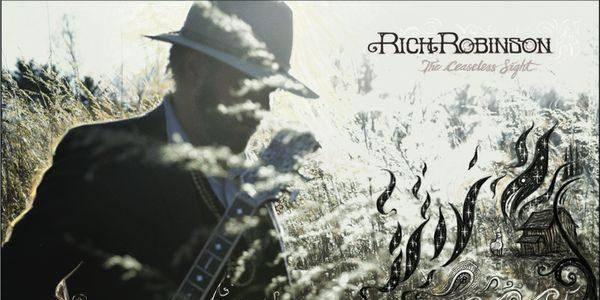 Rich Robinson z nową płytą w Progresji