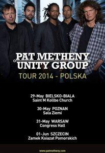 Pat_Metheny_Unity_Group_Poland_2014