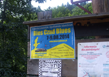 Bies Czad Blues 2014 – foto /1/