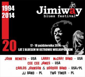 Jimiway Blues Festival 2014