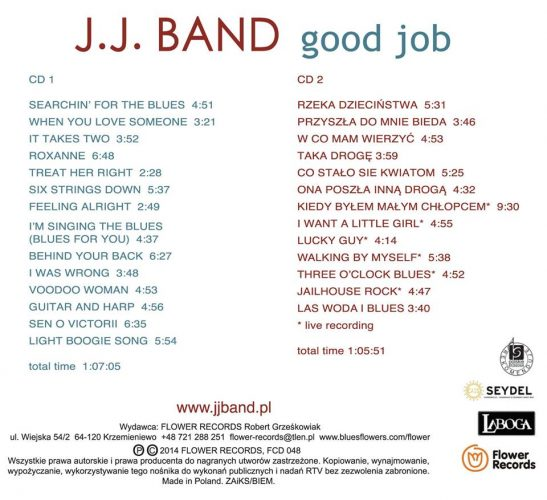 J.J. Band_good job_cd2