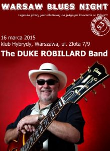 Duke Robillard_Hybrydy_2015