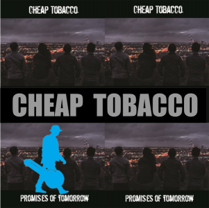Cheap Tobacco – Bies Czad Blues 2015
