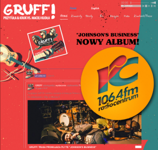 Płyta GRUFF! w Okolicach Bluesa