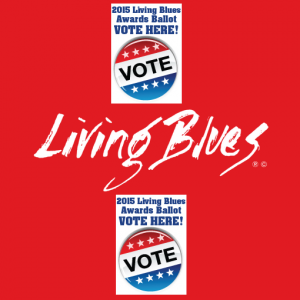 Living Blues Awards 2015 – ankieta