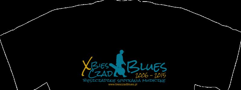 Bies Czad Blues 2015 – koszulka