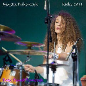 Magda Piskorczyk – Kielce 2015 – foto