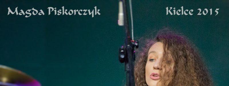 Magda Piskorczyk we wrześniu i październiku