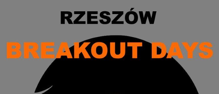 Rzeszowski Breakout Days 2015