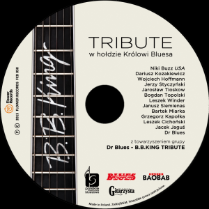 Dr Blues – B.B. King Tribute