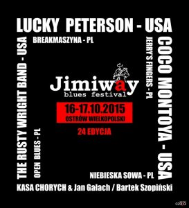 Jimiway Blues Festival 2015