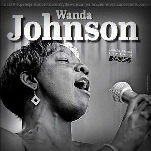 Wanda Johnson na 13 koncertach w Polsce