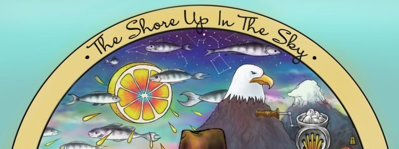 Peter J. Birch – The Shore Up In The Sky
