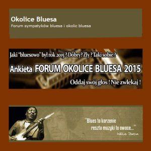 IX ankieta Forum Okolice Bluesa 2015
