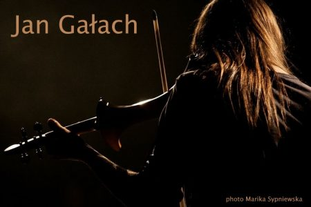 Jan Gałach – koncerty
