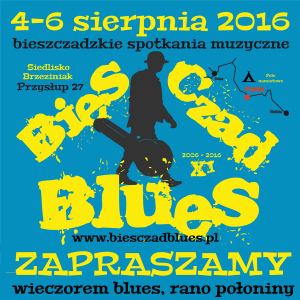 Bies Czad Blues 2016 – program