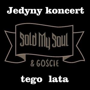 Sold My Soul zagra jedyny koncert na Bies Czad Bluesie