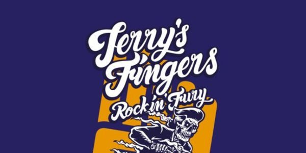 Jerry's Fingers – Rockin' Fury