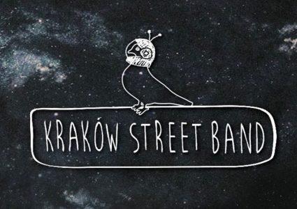 Kraków Street Band promuje nową płytę