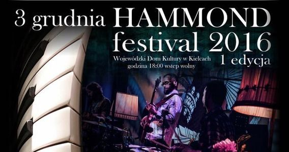 Hammond Festival 2016