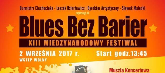 Blues Bez Barier 2017