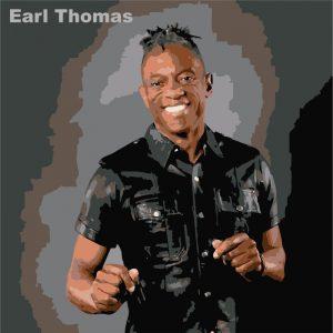 Earl Thomas – trasa koncertowa /PL-CZ-D/