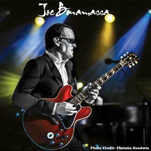 Joe Bonamassa – Europe 2018 TOUR