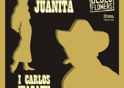 Długowłosa Juanita i Carlos wąsaty