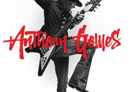 Anthony Gomes – Peace, Love & Loud Guitars i koncerty w Polsce