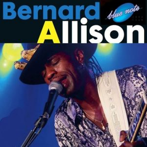 Bernard Allison – jeden koncert