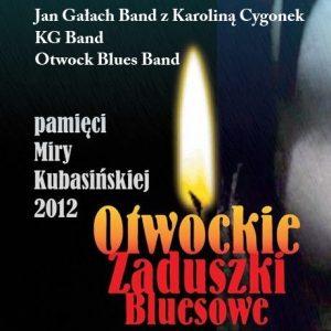 Otwockie Zaduszki Bluesowe 2012