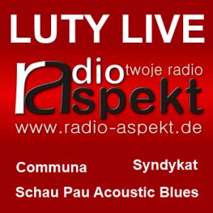 Luty Live w Radiu Aspekt