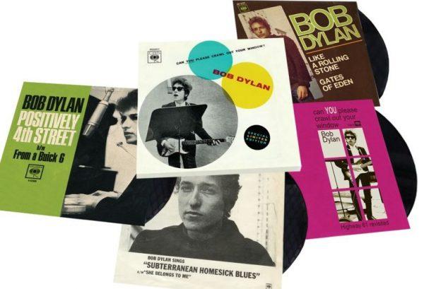 bob_dylan_ vinyl singles
