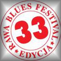 The Jan Gałach Band na 33 Rawa Blues Festival