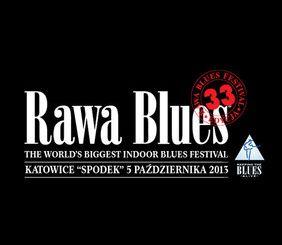 Rawa Blues Festival 2013 – Jan Gałach Band i Cheap Tobacco