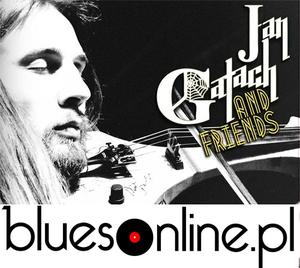 Bluesonline o płycie Jan Gałach and Friends