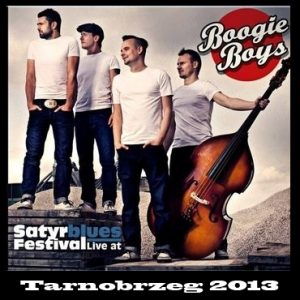 Boogie Boys feat. Andreas Arlt – Live at Satyrblues