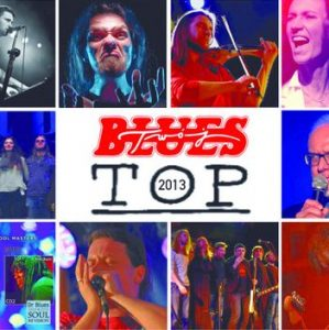 Gala Blues Top 2013