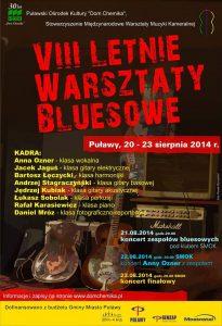 VIII Letnie Warsztaty Bluesowe w Puławach