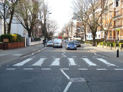 45 lat Abbey Road