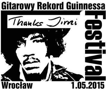 Thanks Jimi Festival – Gitarowy Rekord Guinnessa 2015