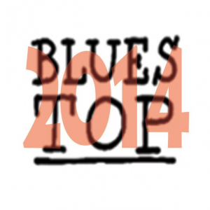 Gala Blues Top 2014