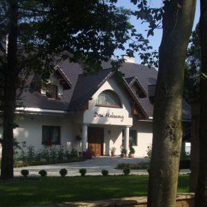Dom Malowany – nowe spanie